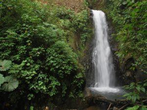 Cascada Templo
