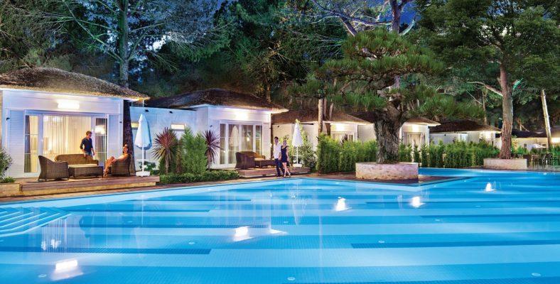 Nirvana Lagoon Villas Suites&Spa 8 mare ok