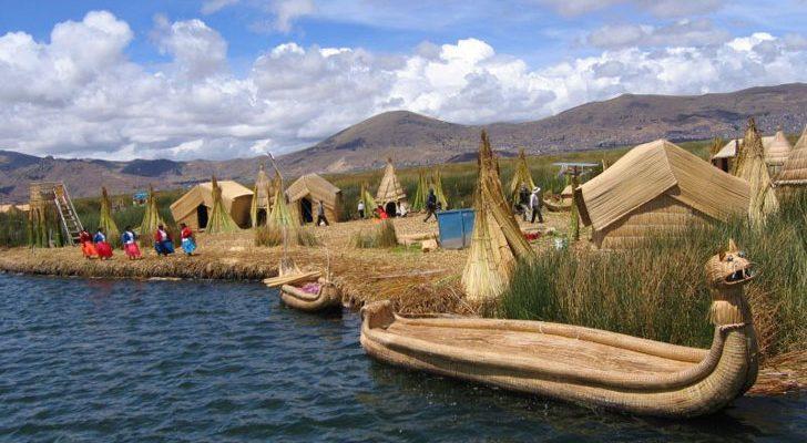 Lake-Titicaca-Island