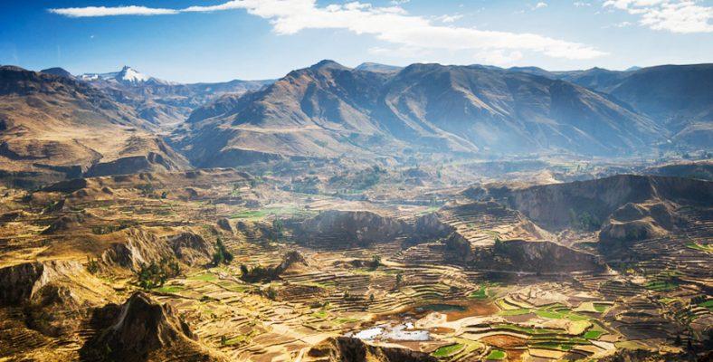 17. Colca Canyon Peru