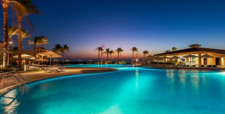 cleopatra luxury resort egipt