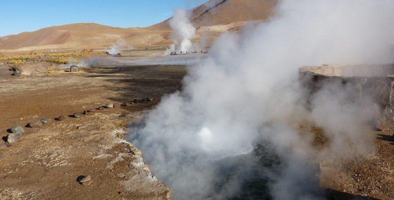 el tatio geyser chile atacama site