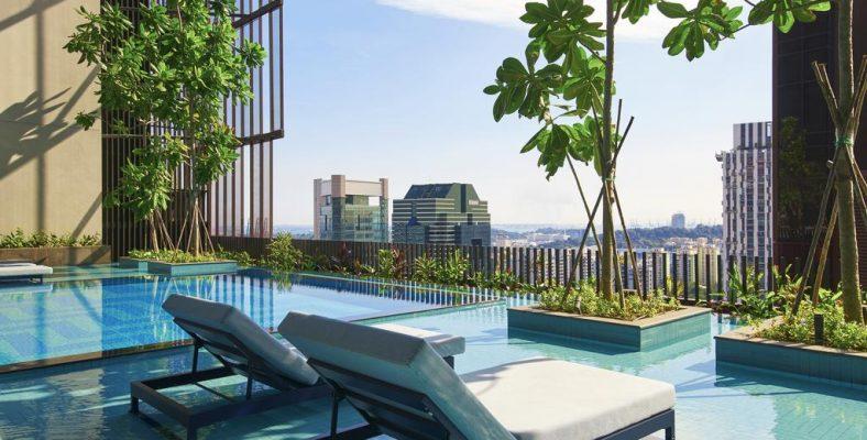 Oasia Downtown - Singapore