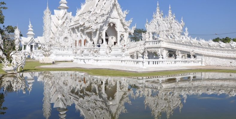 the white temple wat rongkhun