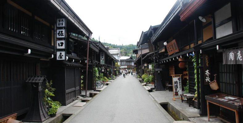 San-machi Takayama