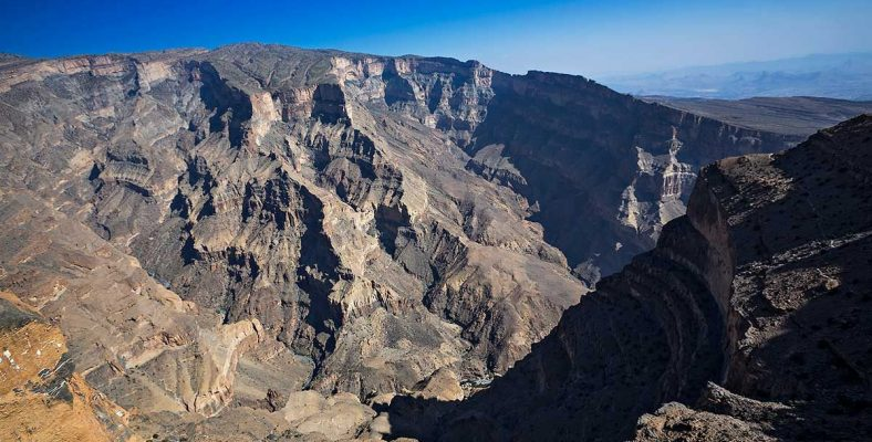 Jebel Akhdar Mountains