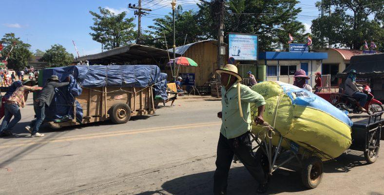 transport bagaj peste granita cambodia