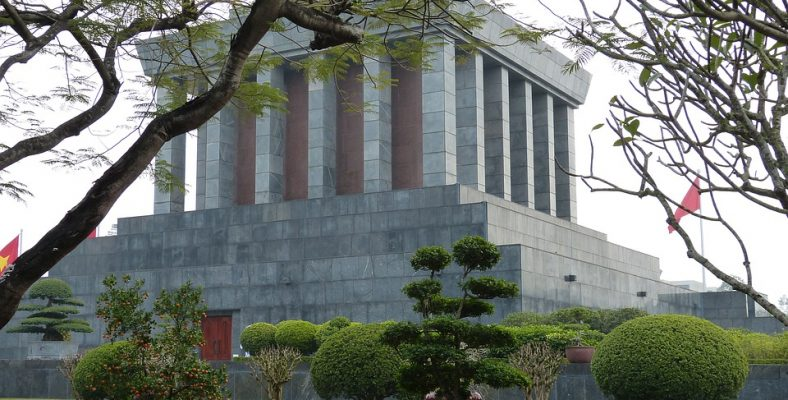 Ho Chi Minh Mausoleum 2 - Hanoi