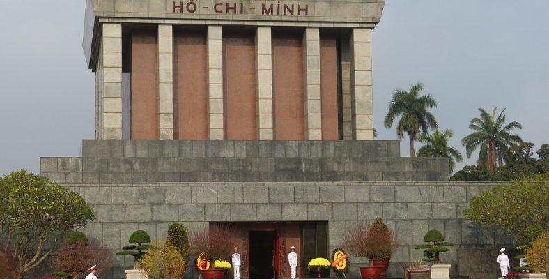 Ho Chi Minh Mausoleum - Hanoi