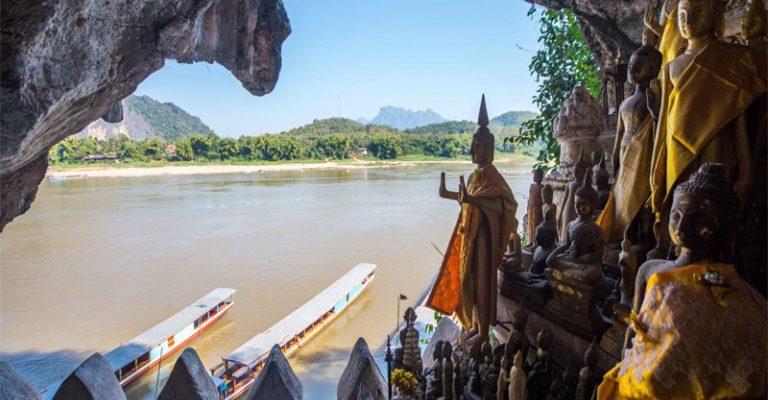 Pak Ou caves - Luang Prabang