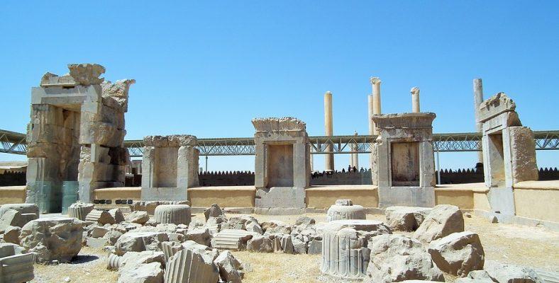 Ancient Ruins - Persepolis