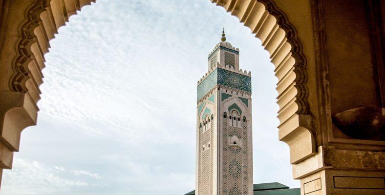 Moscheea Hassan al II-lea - Casablanca 2