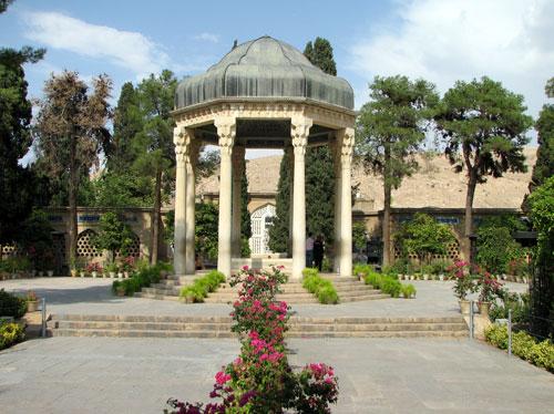 Tomb of Hafez - Shiraz
