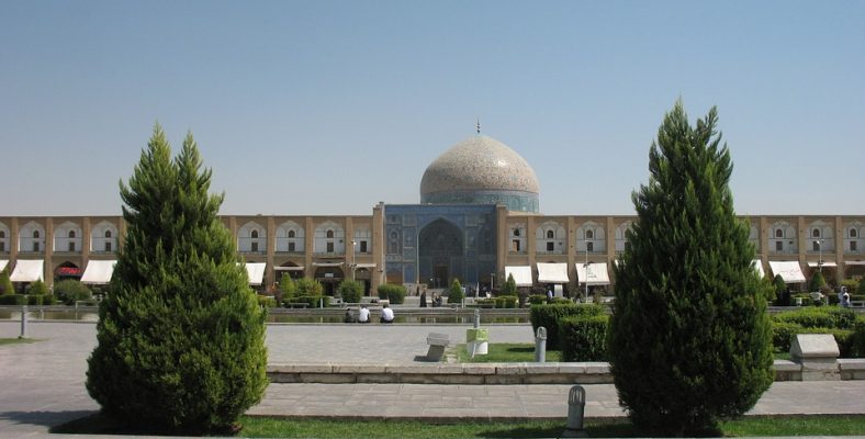isfahan mosque