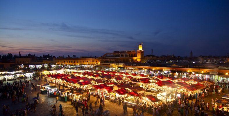 marrakech night