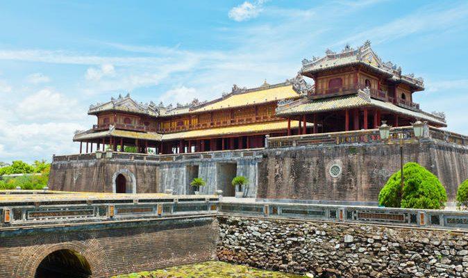 hue cetatea imperiala
