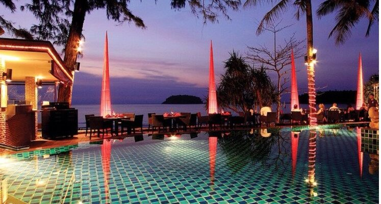 Beyound resort krabi