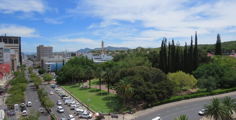 windhoek namibia 1