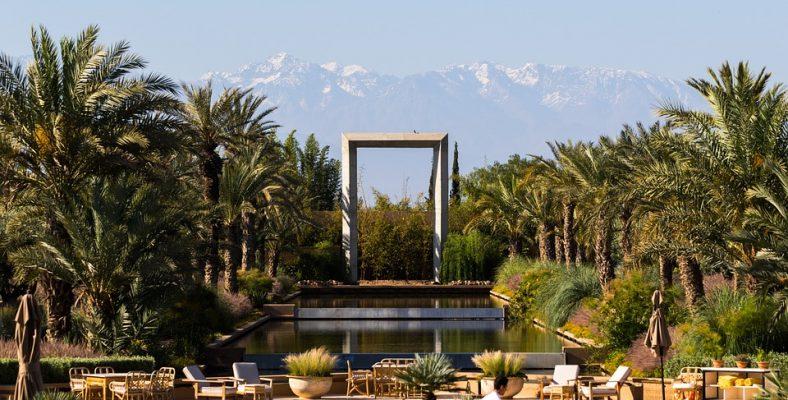 marrakech park