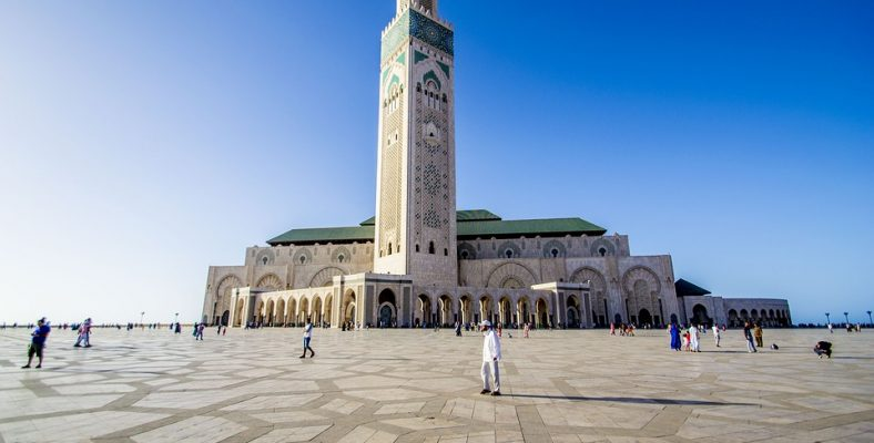 morocco moschee