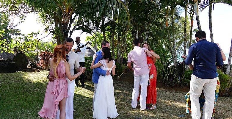 nunta in paradis dans