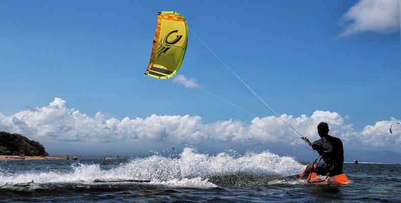 kitesurfing bali