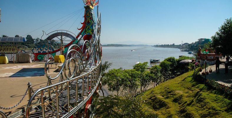 mekong river triunghiul de aur