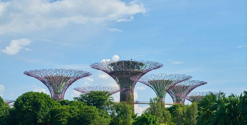 singapore 10 garden green
