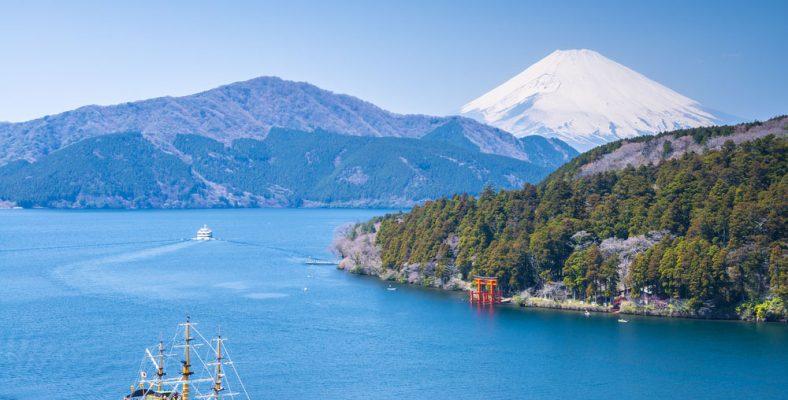 Hakone Lake Ashi 2