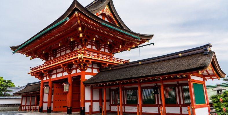 Kyoto Fushimi Inari-taisha temple