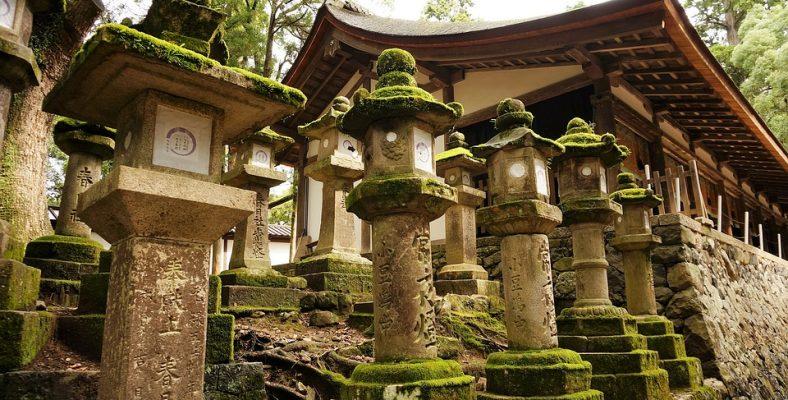 Nara Kasuga-taisha Shrine