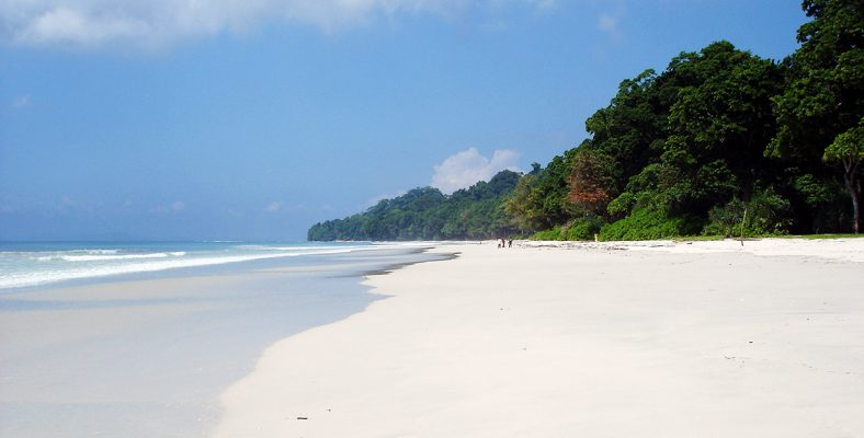 radhanagar beach andaman - havelock