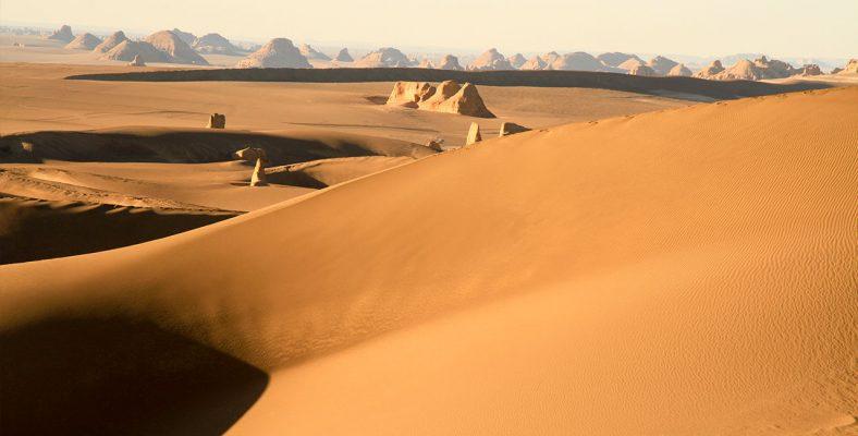 Lut Desert - Shahdad