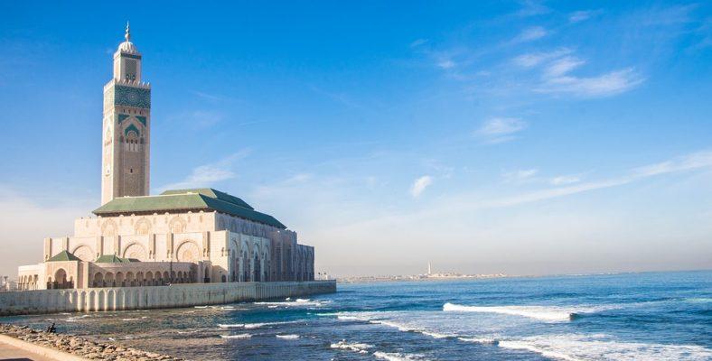 Moscheea Hassan al II-lea - Casablanca