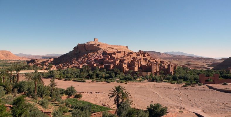 ait ben hadou maroc