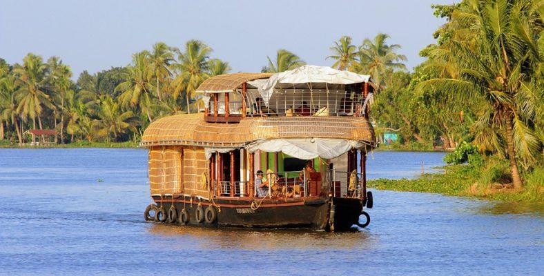 alleppey, kerala - houseboat, 2
