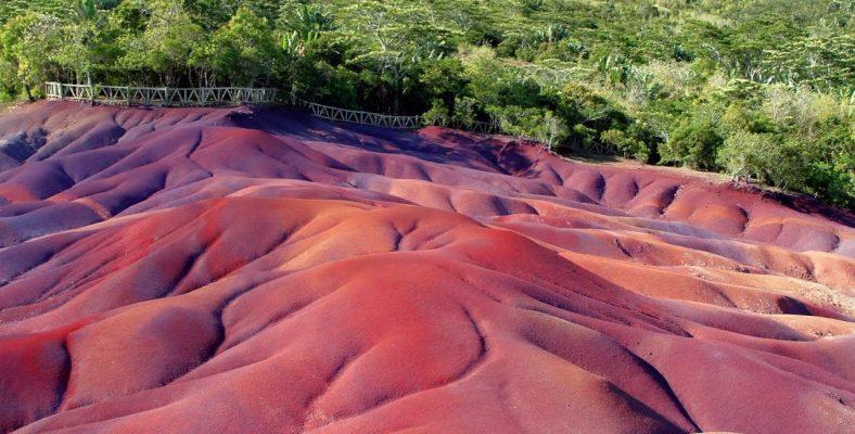 charamel seven coloured earth