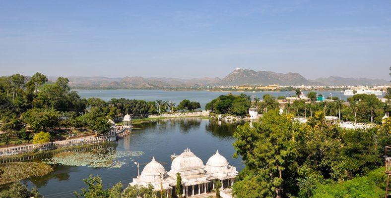 udaipur - lake pichola