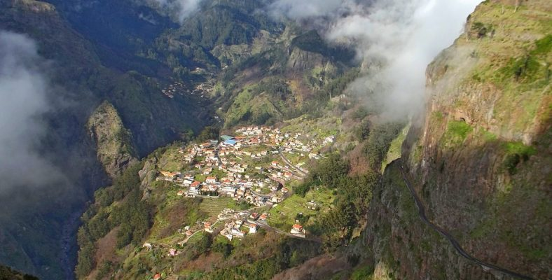 MADEIRA - VALLEY OF THE NUNS