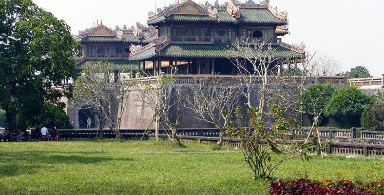 hue vietnam imperial citadel