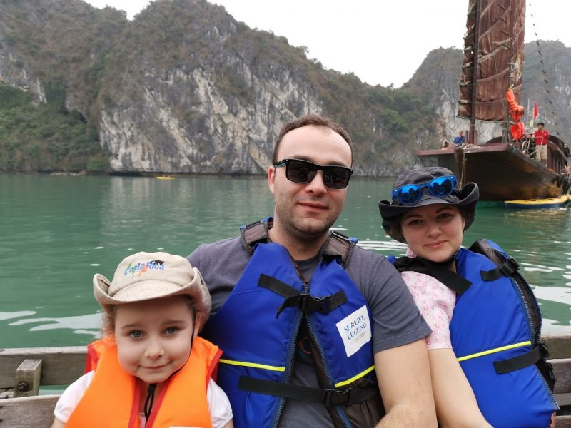 Vietnam Halong 3
