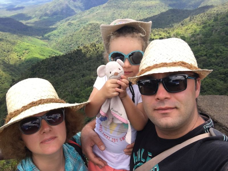Mauritius familii 9